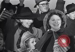 Image of Jewish refugees fleeing Europe early World War 2 New York City USA, 1941, second 46 stock footage video 65675074118
