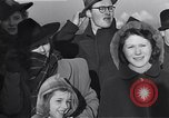 Image of Jewish refugees fleeing Europe early World War 2 New York City USA, 1941, second 48 stock footage video 65675074118