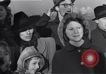 Image of Jewish refugees fleeing Europe early World War 2 New York City USA, 1941, second 50 stock footage video 65675074118