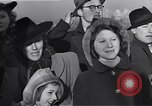Image of Jewish refugees fleeing Europe early World War 2 New York City USA, 1941, second 51 stock footage video 65675074118
