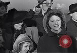 Image of Jewish refugees fleeing Europe early World War 2 New York City USA, 1941, second 53 stock footage video 65675074118