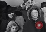 Image of Jewish refugees fleeing Europe early World War 2 New York City USA, 1941, second 55 stock footage video 65675074118