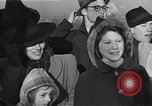 Image of Jewish refugees fleeing Europe early World War 2 New York City USA, 1941, second 56 stock footage video 65675074118