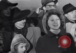 Image of Jewish refugees fleeing Europe early World War 2 New York City USA, 1941, second 57 stock footage video 65675074118