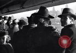 Image of Jewish refugees fleeing Europe early World War 2 New York City USA, 1941, second 60 stock footage video 65675074118