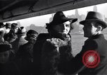 Image of Jewish refugees fleeing Europe early World War 2 New York City USA, 1941, second 61 stock footage video 65675074118