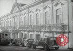 Image of Sir Donald Campbell Lisbon Portugal, 1942, second 10 stock footage video 65675074500