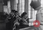 Image of Native American Indian students learn vocations United States USA, 1933, second 48 stock footage video 65675075302