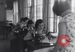 Image of Native American Indian students learn vocations United States USA, 1933, second 52 stock footage video 65675075302