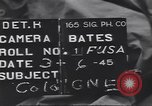Image of 3rd Armored Division Cologne Germany, 1945, second 6 stock footage video 65675075883