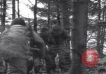 Image of Medic tends to wounded American soldier Wegscheid Germany, 1945, second 19 stock footage video 65675075891