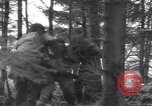 Image of Medic tends to wounded American soldier Wegscheid Germany, 1945, second 20 stock footage video 65675075891