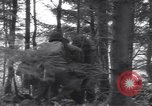 Image of Medic tends to wounded American soldier Wegscheid Germany, 1945, second 21 stock footage video 65675075891