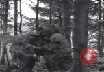 Image of Medic tends to wounded American soldier Wegscheid Germany, 1945, second 22 stock footage video 65675075891