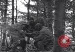 Image of Medic tends to wounded American soldier Wegscheid Germany, 1945, second 23 stock footage video 65675075891