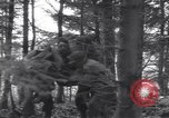 Image of Medic tends to wounded American soldier Wegscheid Germany, 1945, second 24 stock footage video 65675075891