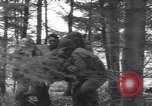 Image of Medic tends to wounded American soldier Wegscheid Germany, 1945, second 25 stock footage video 65675075891