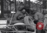 Image of Medic tends to wounded American soldier Wegscheid Germany, 1945, second 59 stock footage video 65675075891