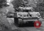 Image of wounded US Soldier tank crew World War 2 Wegscheid Germany, 1945, second 6 stock footage video 65675075892