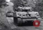 Image of wounded US Soldier tank crew World War 2 Wegscheid Germany, 1945, second 7 stock footage video 65675075892