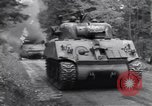 Image of wounded US Soldier tank crew World War 2 Wegscheid Germany, 1945, second 9 stock footage video 65675075892