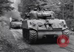 Image of wounded US Soldier tank crew World War 2 Wegscheid Germany, 1945, second 10 stock footage video 65675075892