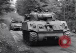 Image of wounded US Soldier tank crew World War 2 Wegscheid Germany, 1945, second 13 stock footage video 65675075892