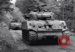 Image of wounded US Soldier tank crew World War 2 Wegscheid Germany, 1945, second 14 stock footage video 65675075892