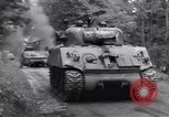 Image of wounded US Soldier tank crew World War 2 Wegscheid Germany, 1945, second 15 stock footage video 65675075892