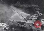 Image of wounded US Soldier tank crew World War 2 Wegscheid Germany, 1945, second 29 stock footage video 65675075892