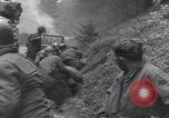 Image of wounded US Soldier tank crew World War 2 Wegscheid Germany, 1945, second 37 stock footage video 65675075892