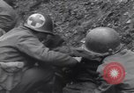 Image of wounded US Soldier tank crew World War 2 Wegscheid Germany, 1945, second 43 stock footage video 65675075892