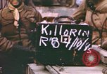 Image of American infantrymen Germany, 1945, second 14 stock footage video 65675076295