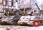 Image of American infantrymen Germany, 1945, second 16 stock footage video 65675076295