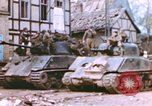 Image of American infantrymen Germany, 1945, second 21 stock footage video 65675076295