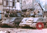 Image of American infantrymen Germany, 1945, second 22 stock footage video 65675076295