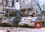 Image of American infantrymen Germany, 1945, second 27 stock footage video 65675076295