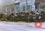 Image of American infantrymen Germany, 1945, second 36 stock footage video 65675076295