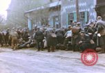 Image of American infantrymen Germany, 1945, second 39 stock footage video 65675076295