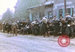 Image of American infantrymen Germany, 1945, second 42 stock footage video 65675076295