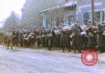 Image of American infantrymen Germany, 1945, second 46 stock footage video 65675076295