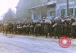 Image of American infantrymen Germany, 1945, second 47 stock footage video 65675076295