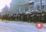 Image of American infantrymen Germany, 1945, second 49 stock footage video 65675076295