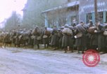 Image of American infantrymen Germany, 1945, second 52 stock footage video 65675076295