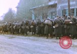 Image of American infantrymen Germany, 1945, second 53 stock footage video 65675076295