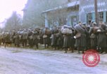 Image of American infantrymen Germany, 1945, second 54 stock footage video 65675076295