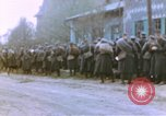 Image of American infantrymen Germany, 1945, second 55 stock footage video 65675076295