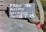 Image of United States tanks Germany, 1945, second 2 stock footage video 65675076621