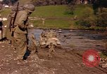 Image of United States  M4A3 sherman tanks Germany, 1945, second 2 stock footage video 65675076624