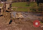 Image of United States  M4A3 sherman tanks Germany, 1945, second 3 stock footage video 65675076624